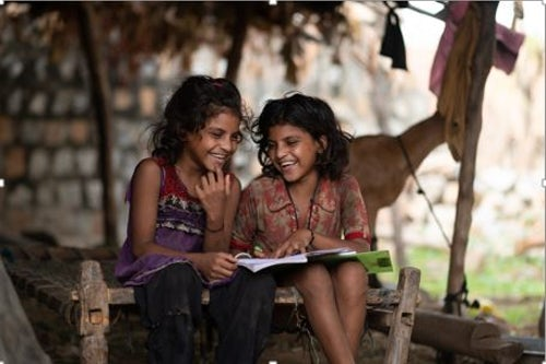 The Digital Divide as Children Head Back to School: UNICEF Project