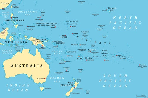 Caring for Creation in  Aotearoa New Zealand and the Pacific