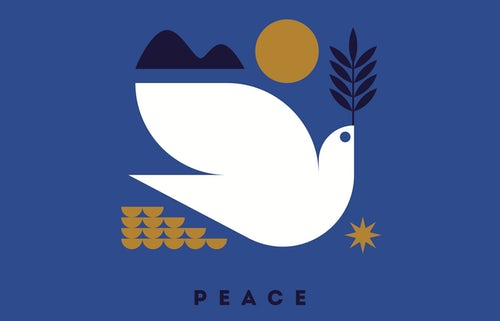 MIA Prayer Intention: Peace on Earth, Goodwill to All People