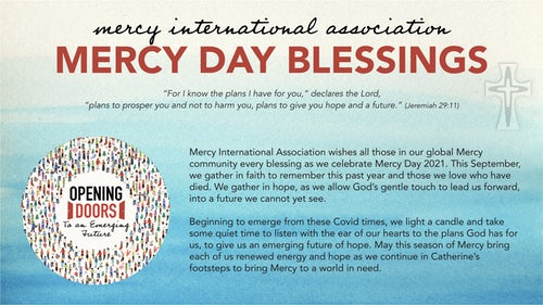 Share a Mercy Day Message