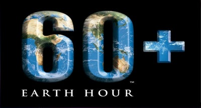 28 March Earth Hour