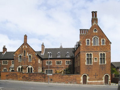 Take a Virtual Tour of St Mary's Convent, Handsworth