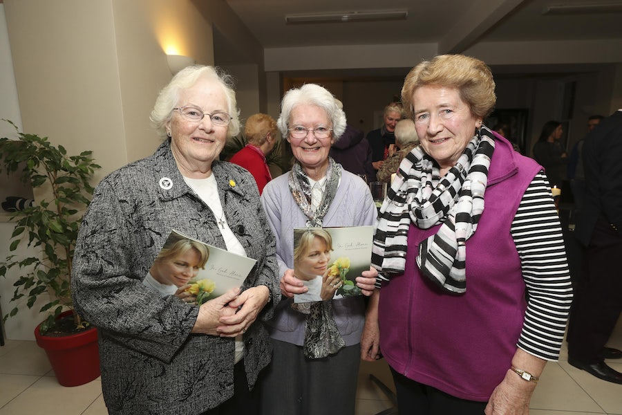 Srs Sheila Carney, Maria Foley, Mary Ryan