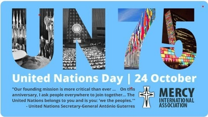 UN 75: 24 October, United Nations Day