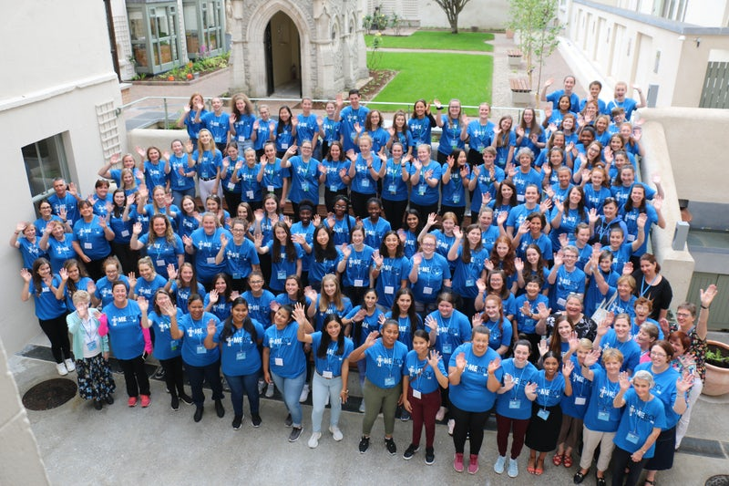 Young Mercy Leaders Pilgrimage