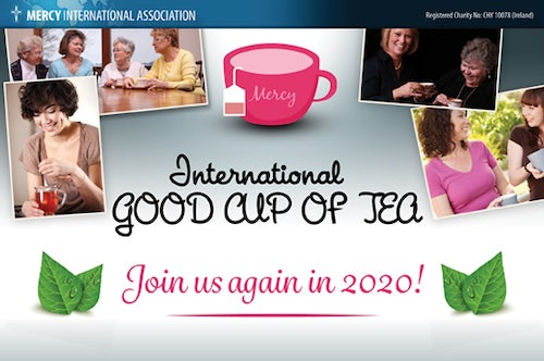 Hold a 'Good Cup of Tea' Event - In-person or Online