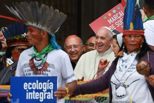 A  Short Reflection on the Post- Synodal Apostolic Exhortation of the Holy Father Francis, 'Querida Amazonia'