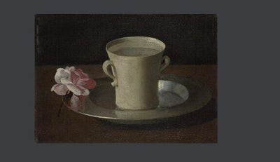 5-minute meditation: Zurbarán's 'A Cup of Water and a Rose' | National Gallery