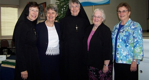 Sisters of Mercy—of the Americas and of Alma, Michigan—Celebrate Founder