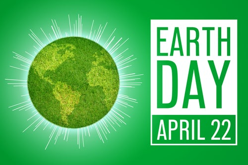 Earth Day - It's Still On: Suzanne Gallagher rsm