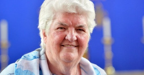 Death of Sr Ita Keane