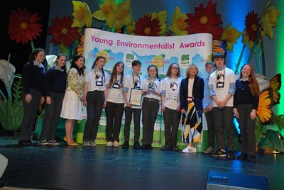 Mary Immaculate Students Demonstrate their Concern for the Environment