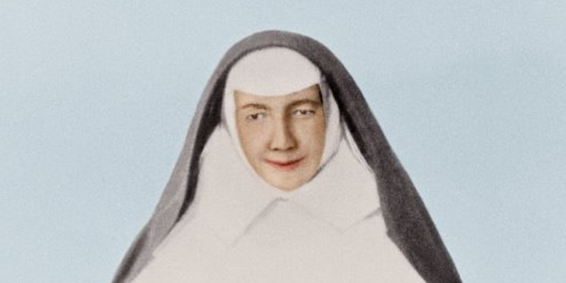 Mother Cecilia Maher