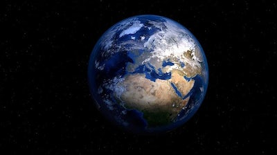 NASA's View of Earth, in Music