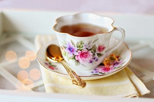 That Comfortable Cup of Tea!
