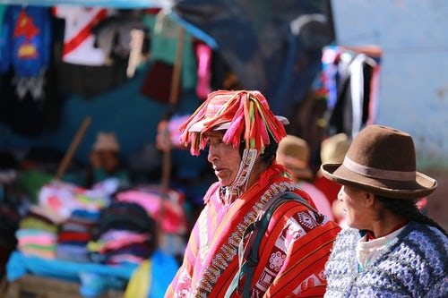 MGA Invites the Mercy World to Reflect on the World's Indigenous People