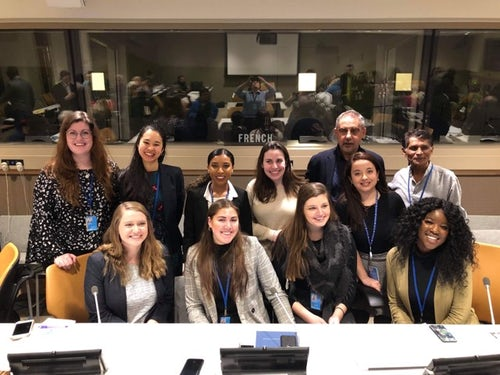 Youth-led Side Event during the 57th Commission on Social Development