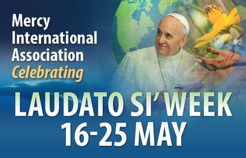 Resources for Laudato Si' Week, 16-25 May 2021
