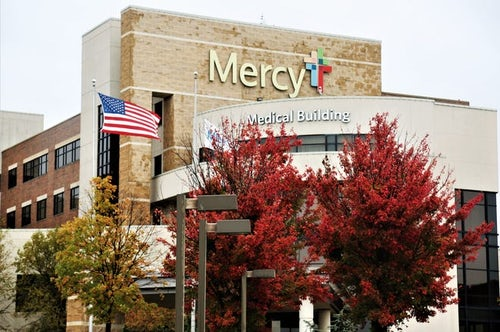 Forbes names Mercy one of America's best employers