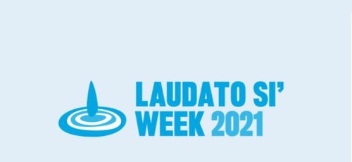 Participate in the Laudato Si' Week programme