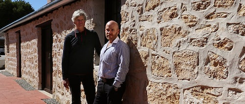Stables restoration: Monks to Olive Oil