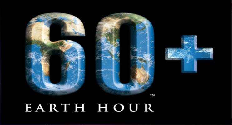 27 March is Earth Hour