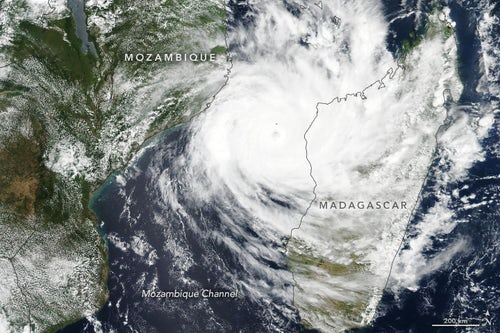 MIA Prayer intention: Impact of Cyclone Idai