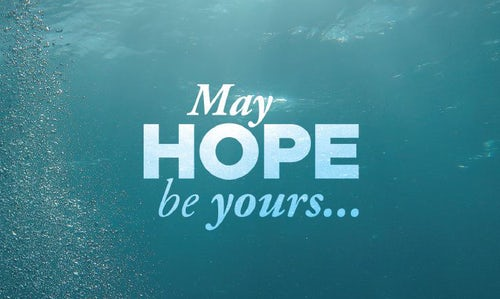May Hope Be Yours CD