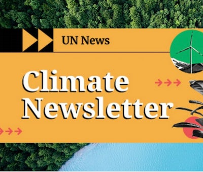 Sign Up for the New UN Climate Newsletter