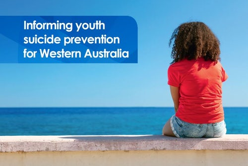 New Report Gives Young People a Voice in Addressing WA's Youth Suicide Rate