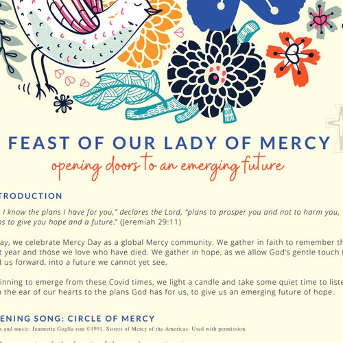 MIA Prayer Intention: Celebrating the Feast of Our Lady of Mercy