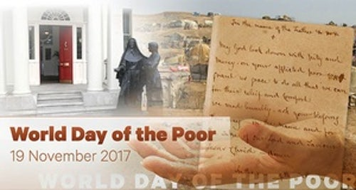 Preparing for the first World Day of the Poor (19 November)