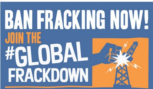 Participate: Global Gas and Frackdown Day, 13 October