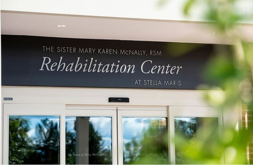 Stella Maris Announces Opening of The Sister Mary Karen McNally, RSM, Rehabilitation Center