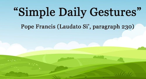 Simple Daily Gestures: Video & Booklet