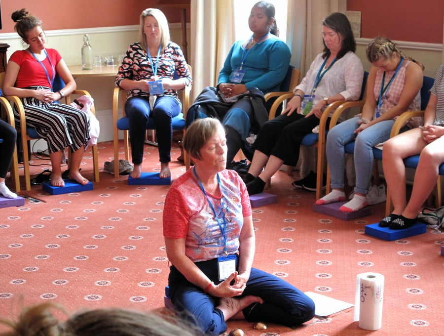 Mindfulness - Mary Conway rsm