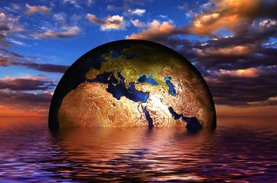 'Our Sinking Planet'