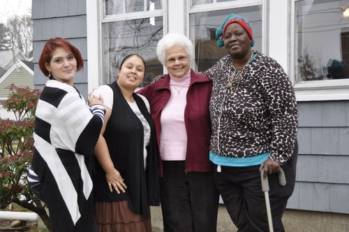 Q & A with Mercy Sr. Eileen Boffa, Seeing Beauty, God in People Living on the Streets