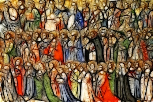MIA Prayer Intention: All Saints, 1 November