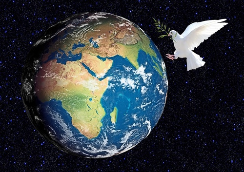 In the Service of Peace: November Prayer Intention of Pope Francis