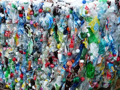 Drinks bottles now biggest plastic menace for waterways – report