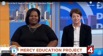 The Women's Program at Mercy Education Project (MEP)