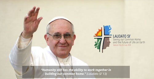 International Conference 5-6 July Marked Third Anniversary of Encyclical Letter  Laudato Si'