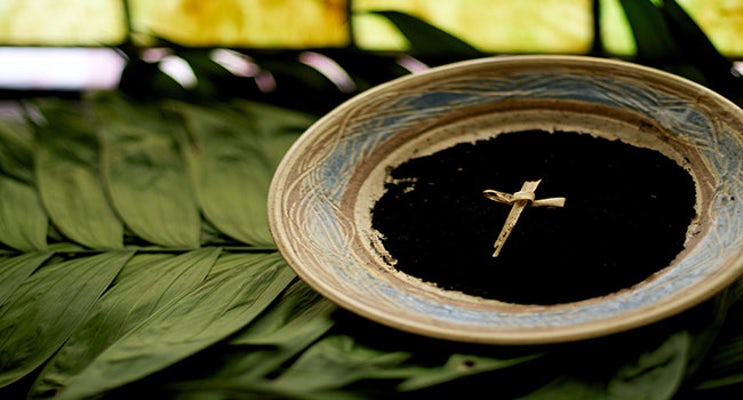 Lent: a Time for Renewing Faith, Hope and Love