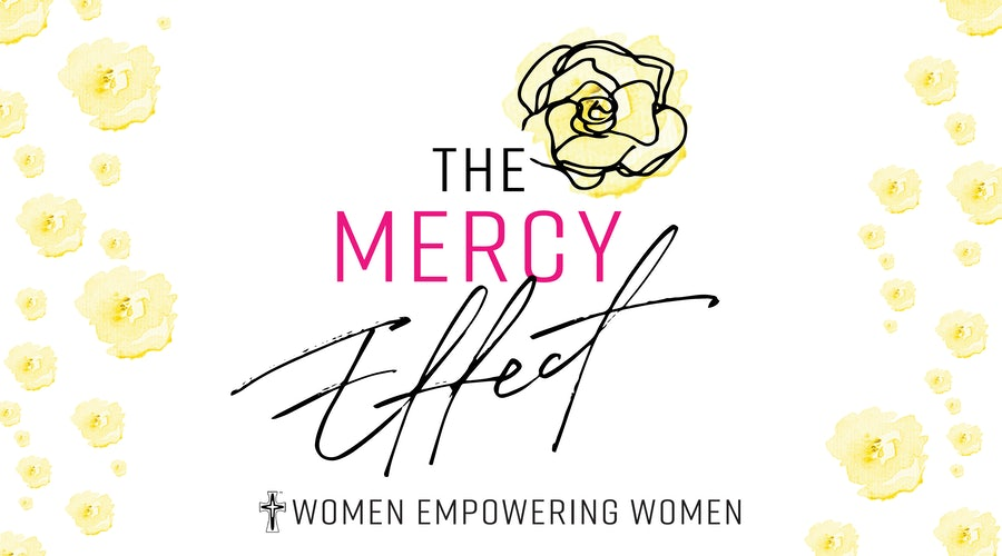 The Mercy Effect - wide with roses