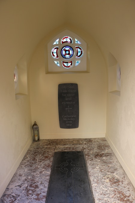 Catherine's Tomb