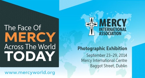 The Face of Mercy Today Photographic Exhibition