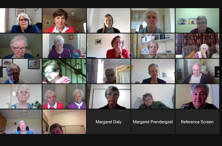 Participants at Region Two Gathering, 27 May