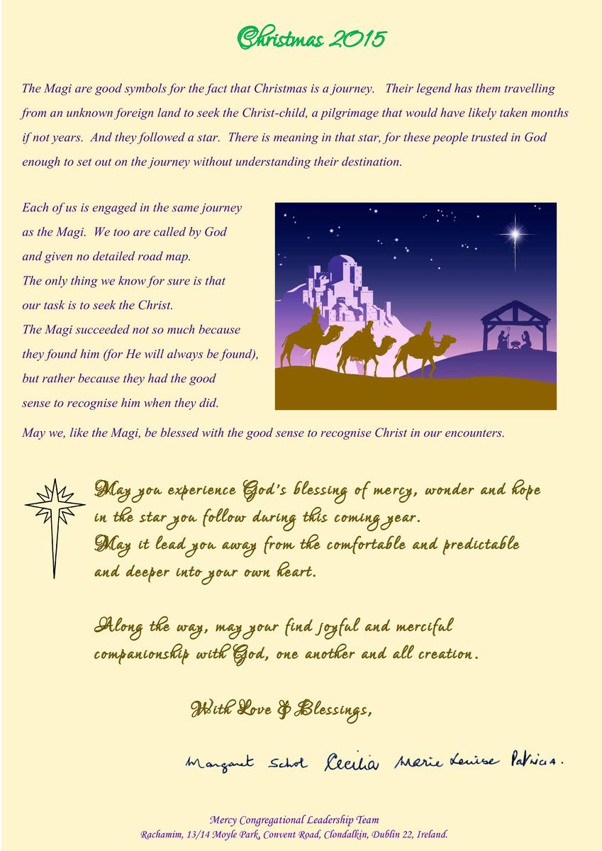 Mercy world download the greeting as a pdf stopboris Choice Image