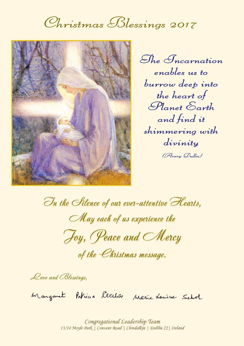 Mercy world every culture every race unites for this joyous day to commemorate the birth of our saviour merry christmas and a blessed new year to all kristyandbryce Images